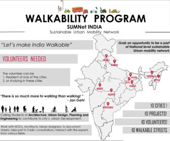 Call for Volunteers for Walkability Program