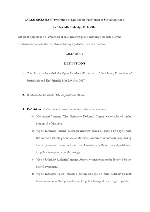 Cycle-Rickshaw Bill_Draft